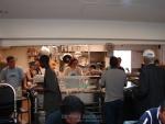 Shelter dinner April 2009