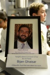 December 23 2017 shelter dinner & Gifts of Joy dedicated in memory and honor of Bijan Ghaisar