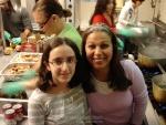 Shelter dinner November 2011