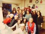 Gifts of Joy shelter dinner Dec. 27 2014
