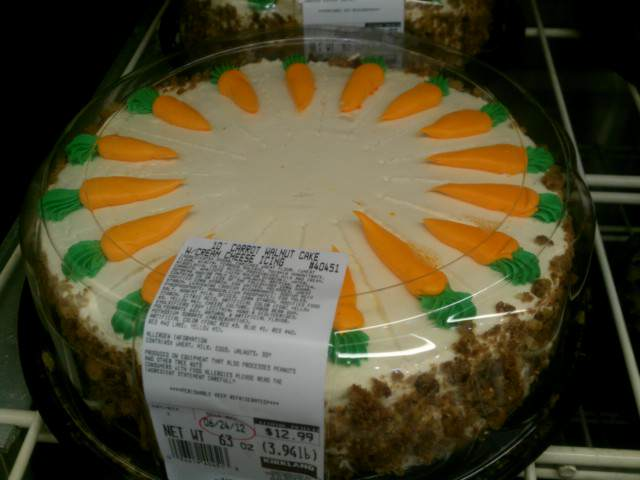 costco carrot cake food items dast2dast 3087