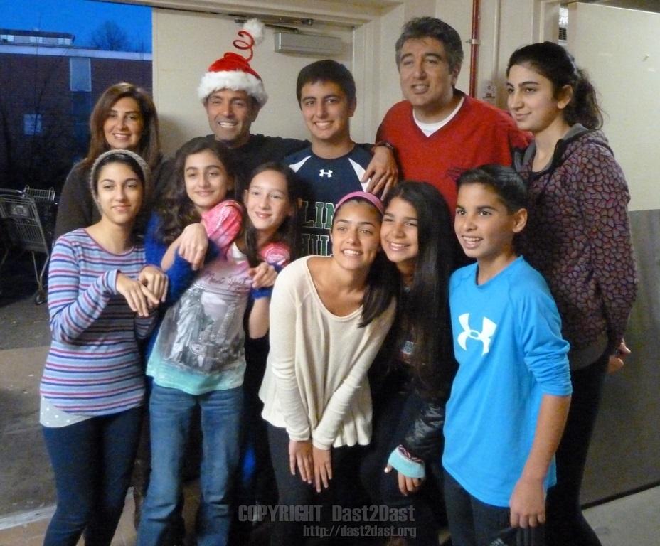 Gifts of Joy shelter dinner Dec. 27 2014