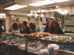 Shelter dinner April 2010