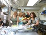 Shelter dinner May 2011